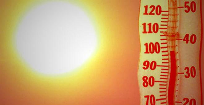 درجات الحرارة قد تصل إلى 47 درجة ببعض مناطق المملكة