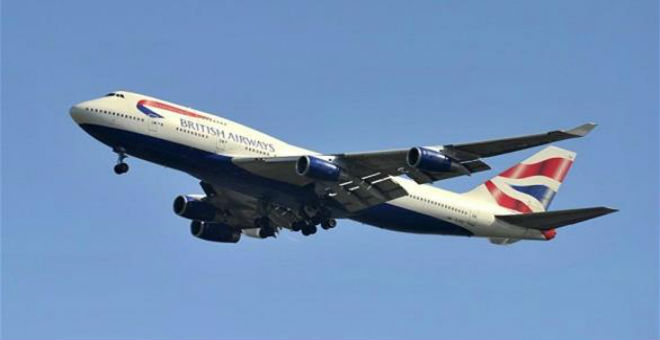 هبوط اضطراري لطائرة بسبب خلاف بين زوجين