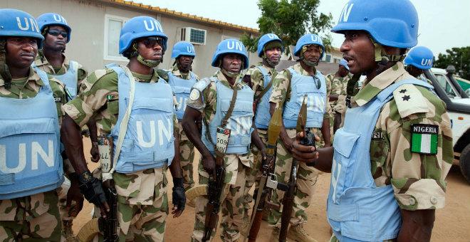 قوات الاتحاد الإفريقي تشن هجوما عسكريا جنوب الصومال