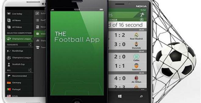 أبرز 4 تطبيقات هاتفية لمحبي كرة القدم