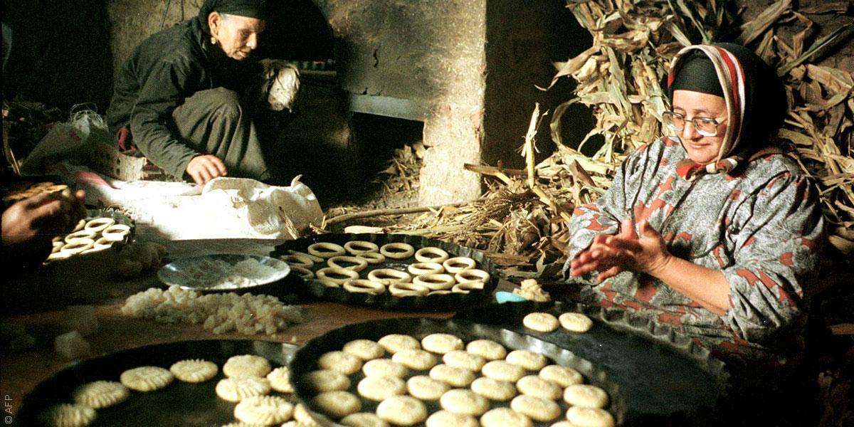 روبورتاج خاص: إفطار جماعي بدار المسنين بالقنيطرة