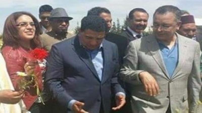 حدّاد و مبديع يدعمان نساء الحزب في بني ملاّل