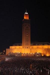 مسجد الحسن الثاني عامة