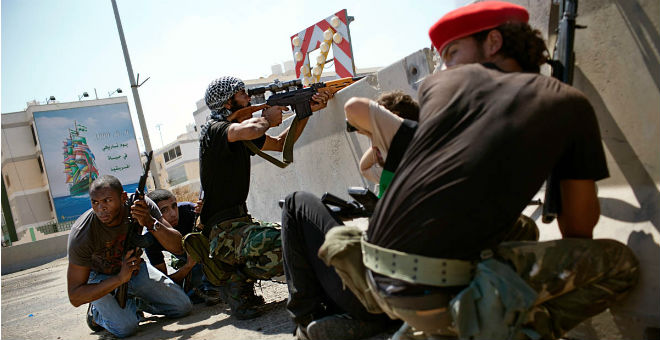 اغتيال مسؤول أمني في مصراتة ومقتل 14 شخصا في بنغازي