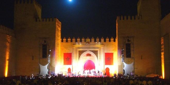 مهرجانات المغرب