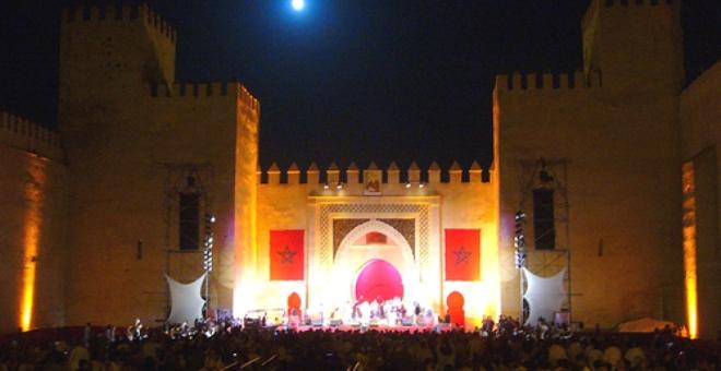 المهرجان الوطني 21 للموسيقى الأندلسية المغربية تحت شعار :