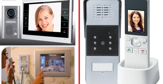 هاتف لحماية منزلك مزود بوظيفة الرؤية الليلية