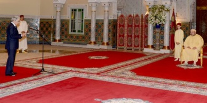 والي بنك المغرب