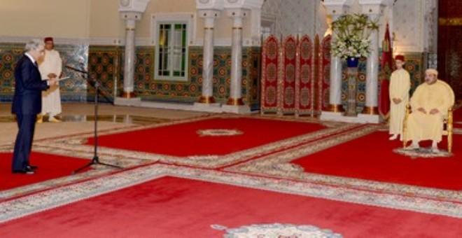والي بنك المغرب : تراجع نسبة النمو وانخفاض عجز الميزانية