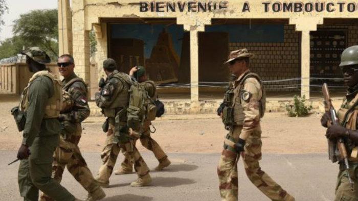 فرنسيان ضمن 20 قياديا متشددا اعتقلوا بمالي