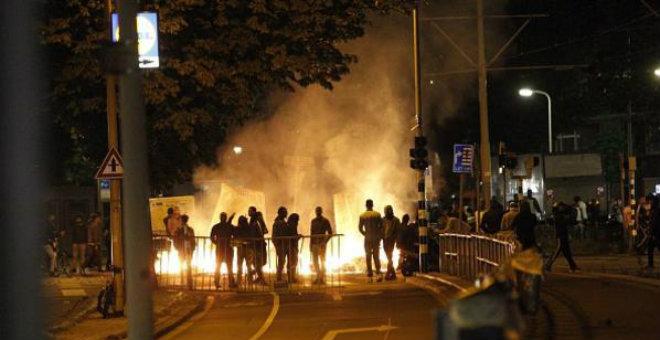 مقتل مهاجر في هولندا يشعل مواجهات واعتقالات