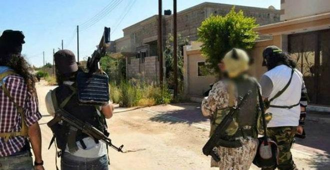 اشتبكات في بنغازي الليبية تهدد مسار الحل السياسي