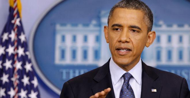 أوباما : الإتفاق النووي سيقطع الطريق على إيران لامتلاك سلاح نووي