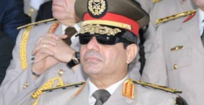 الرئيس المصري يأمر باستهداف بؤر المناوئين