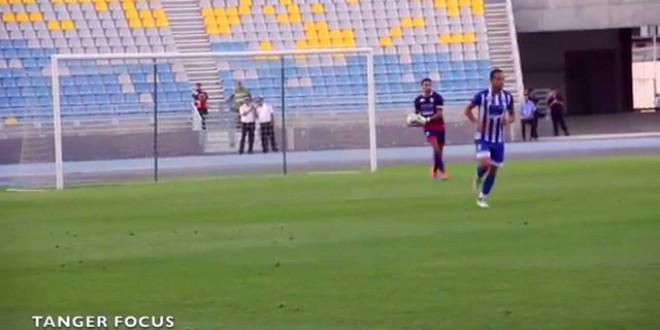 مباراة اتحاد طنجة و المغرب الفاسي : 2-2