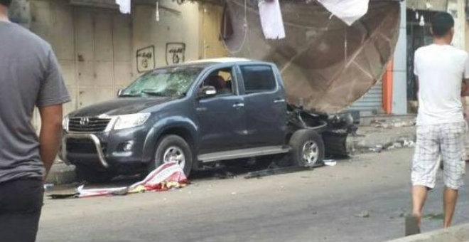 خمس تفجيرات استهدفت كوادر حماس في غزة
