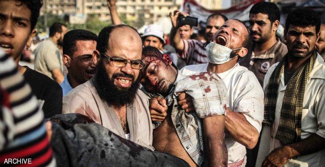 الأمن المصري يقوم بقتل 13 قياديا إخوانيا