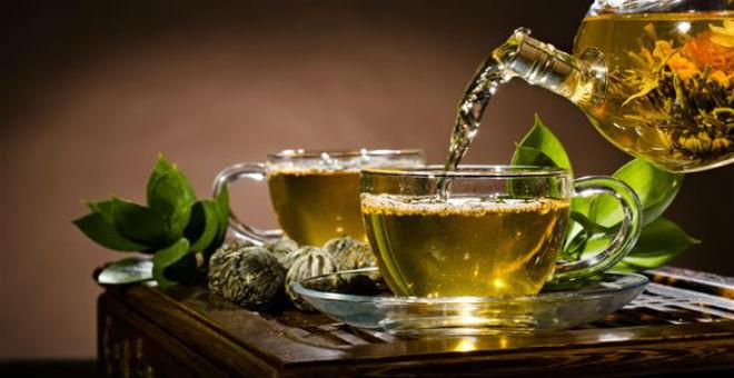 فوائد الشاي الأخضر في التخسيس