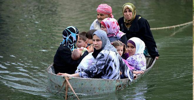 الاتحاد الأوروبي يعلن إخفاقه في معالجة مشكلة مخيمات اللاجئين