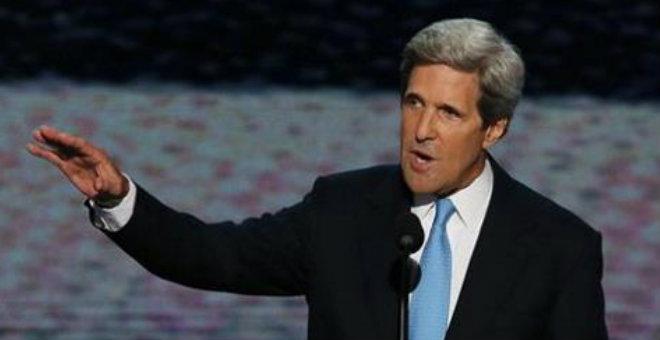 كيري يحذر إسرائيل من أي تحرك ضد إيران
