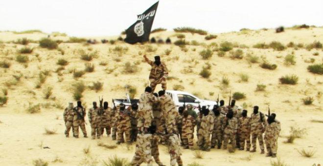قطاع غزة أصبح ساحة حرب بين الجيش المصري وداعش