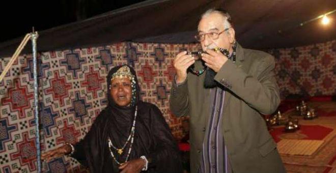 نجوم مصريون و مغاربة في مهرجان الداخلة للضحك