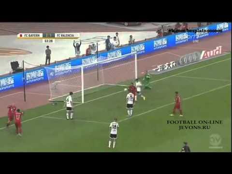 البايرن-فالنسيا: 4-1