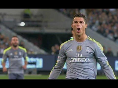أهداف ريال مدريد ومانشستر سيتي : 4-1