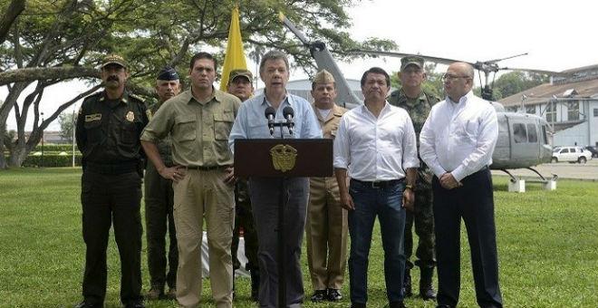 كولومبيا تتوصل إلى اتفاق مع