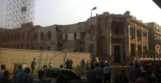 داعش تعلن مسؤوليتها عن تفجير القنصلية الايطالية في القاهرة