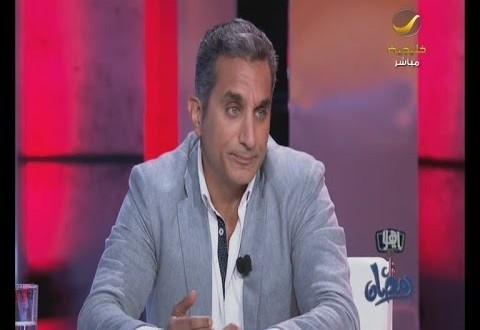 بالفيديو.. باسم يوسف يعود للظهور من جديد