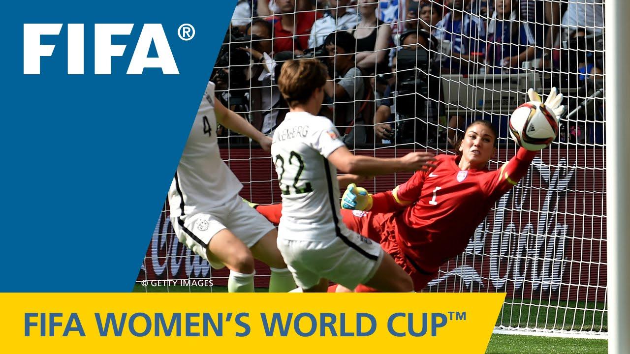 منتخب أمريكا للسيدات يتوج بكأس العالم