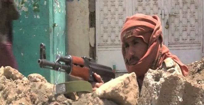 المقاومة الشعبية باليمن تكبد الحوثيين قتلى بمنطقة الضالع