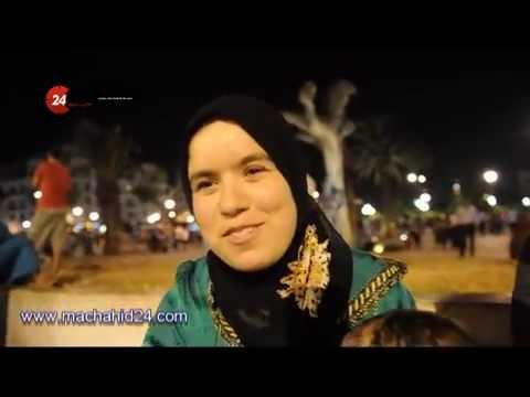 أراء مواطنين مغاربة في وقفة