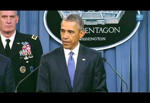 """زلة لسان أوباما: نحن ندرب """"داعش"""""""