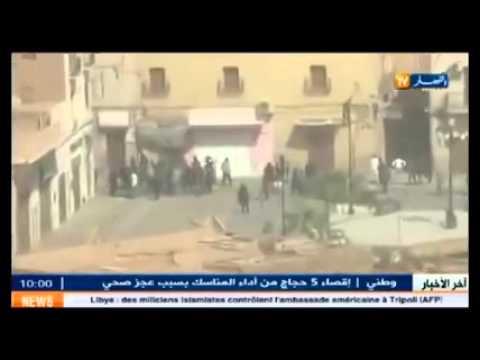 الإعلام الجزائري يتهم المغرب بالتسبب في أحداث غرداية