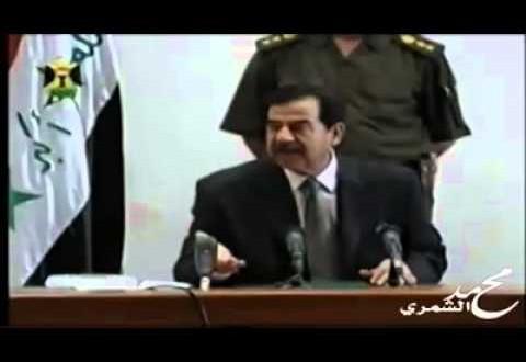 عندما حذر صدام حسين الجزائريين من الفتنة الطائفية