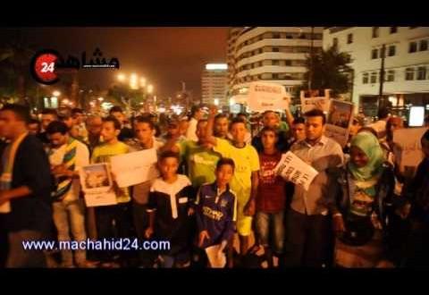 """أمازيغ المغرب يتضامنون مع """"غرداية"""""""