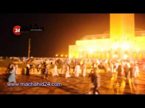 فيديو: هذه حقيقة هروب المصلين من مسجد الحسن الثاني