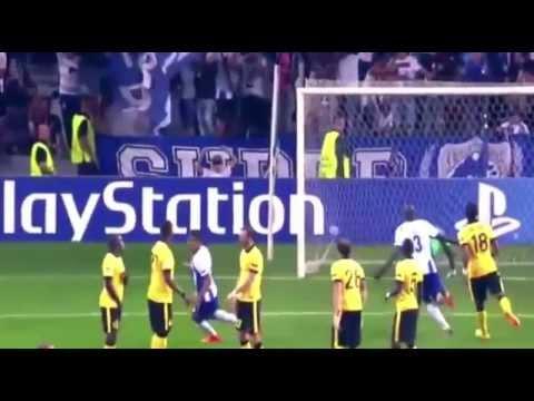 أجمل أهداف ياسين براهيمي مع بورتو