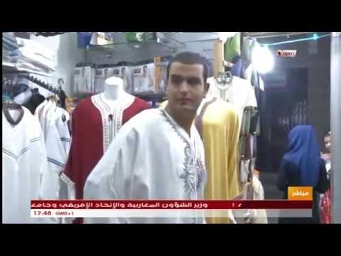 الملابس التقليدية تستهوي الجزائريين قبل العيد