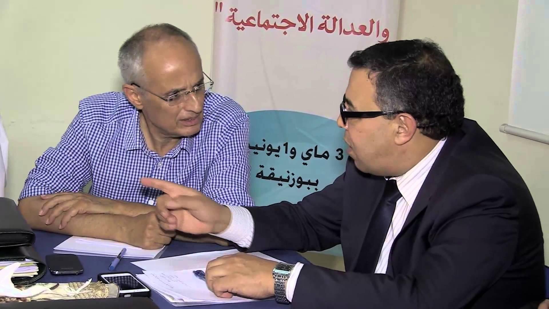 بلعسال: منع الرميد  لرئيس لجنة العدل من التسيير  أمر لا أخلاقي