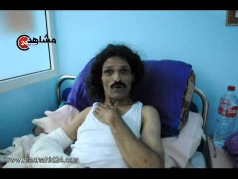 نجاة الشاعر الرايس محمد أفيف من الموت