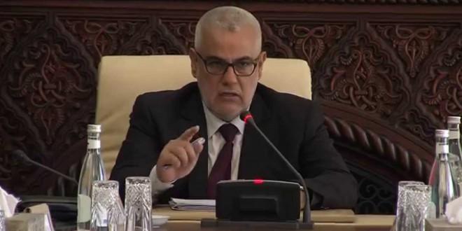 بنكيران: الانتخابات ستجري في تواريخها المحددة