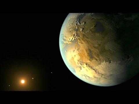 اكتشاف كوكب توأم الأرض