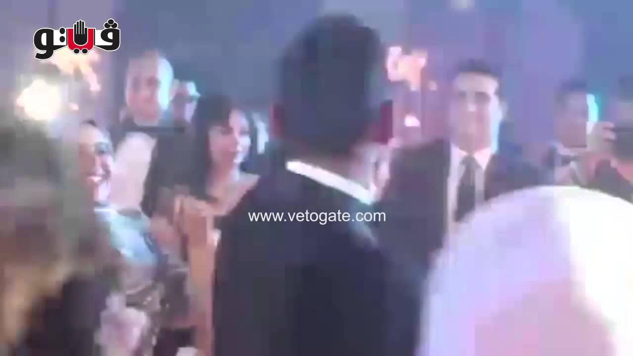 أيتن عامر ترقص على أغنية حماقي في فرحها