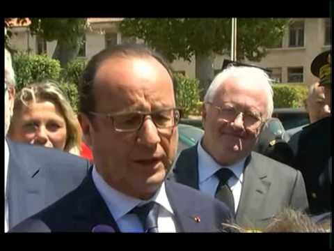 فرانسوا هولاند يشيد بالتعاون المغربي لمكافحة المخدرات