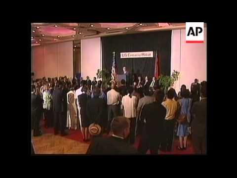 بالفيديو : عندما أشاد بيل كلينتون بالراحل الحسن الثاني