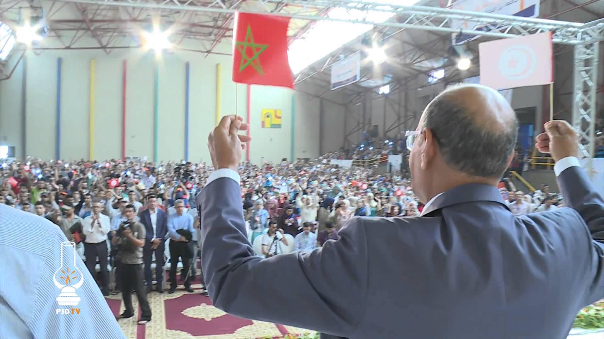 المرزوقي يهنئ الملك والشعب المغربي بعيد العرش
