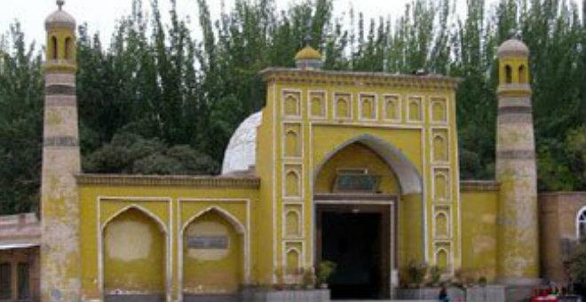 مساجد لها تاريخ....سونغجيانغ - الصين